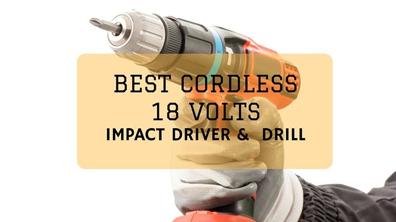 best 18v impact driver