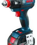 Bosch IDH182-01L 18 volts hybrid tool with ¼ – inch hex and ½ inch Square driver chuck for socket