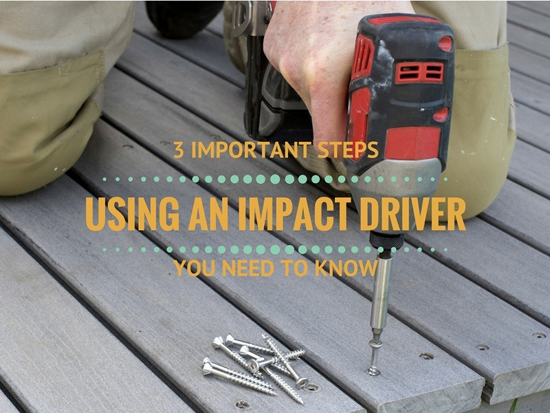 impact driver guideline