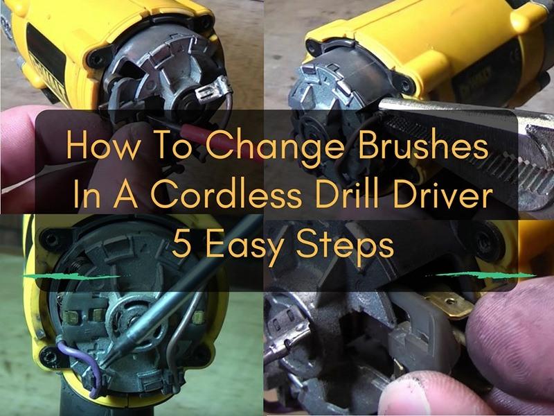 how to change brush