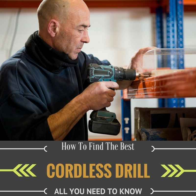 best cordless drill