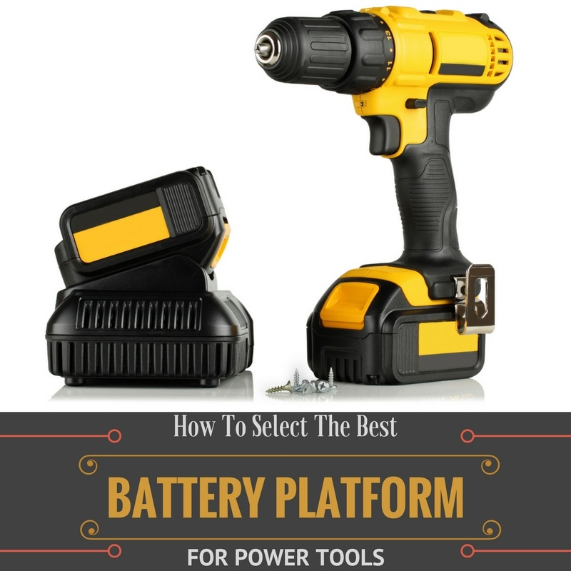 how to select battery platform