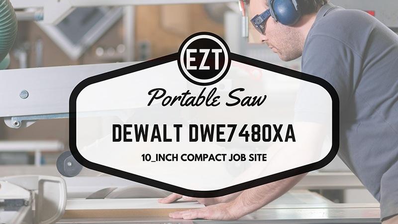 dewalt dwe7480xa table saw
