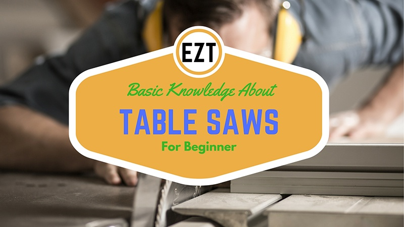 table saw basic